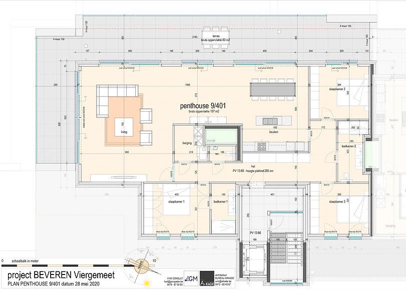 4GM-- 06 ONO-PLAN VERKOOP-penthouse 9_40