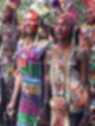 peul M'bororo, wodaabé, guerewol, festival peul Tcahd