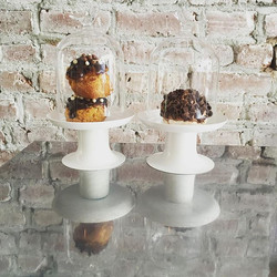 Chocolate craving 🍫🍫🍫🍫_#pastry #patisserie #merveilleux #glutenfree #chou #brooklyn #nyceats #sw