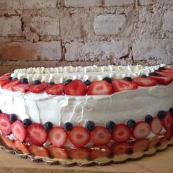 Strawberry Vanilla - Gluten free