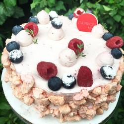 Raspberry  - Gluten Free