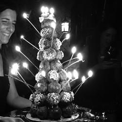 Piece Montee - Birthday cake