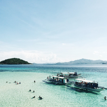 Three weeks in the Philippines