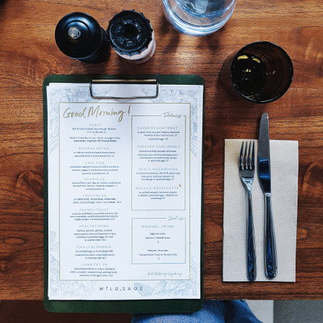 Wild Sage: the place to be in Barangaroo