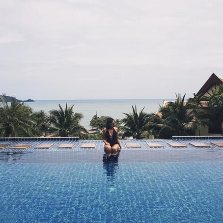 Studying session turned Phuket getaway