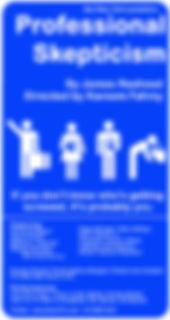Professional Skepticism Poster