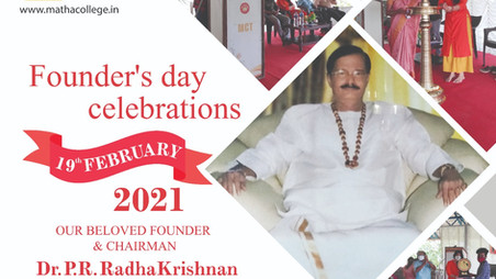Founder's Day 2021