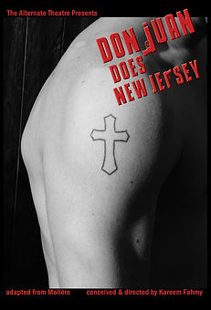 Don Juan Does New Jersey Poster