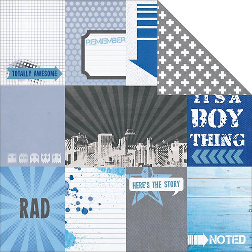 Off the Wall Wicked, Cardstock