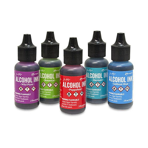 Tim Holtz Alcohol  Ink  .5 oz