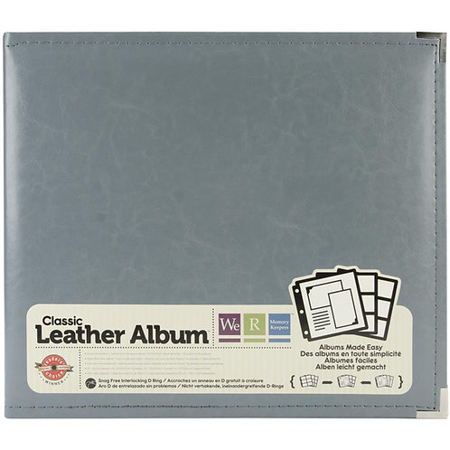 We R Memory Keepers Classic Leather Album 12x12