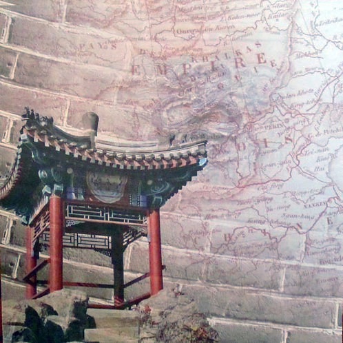 China Map Paper