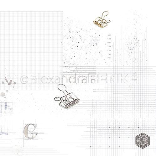 Midori Paper Clip Cardstock