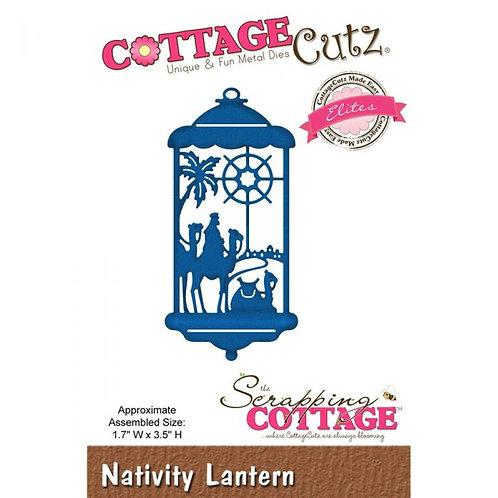 Nativity Lantern Die