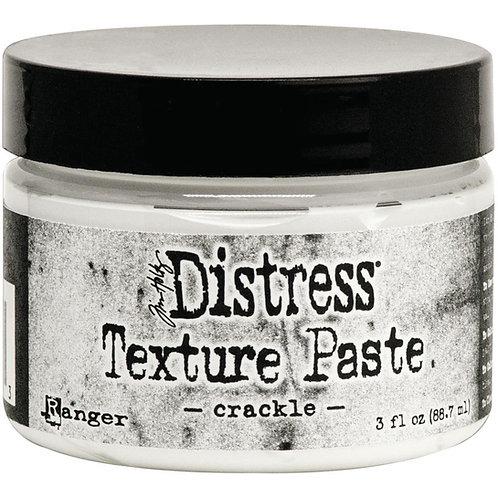 Distress Crackle Texture Paste