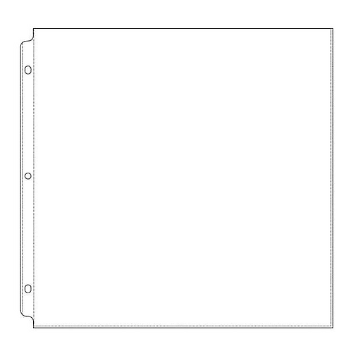 We R Memory Keepers 12x12 inch Page Protectors