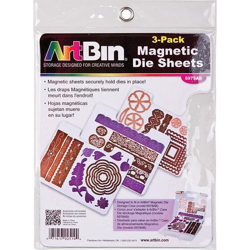 Art Bin Magnetic Die Sheets