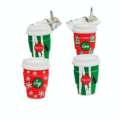 Holiday Coffee Brads