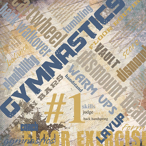 Gymnastic Extreme Paper