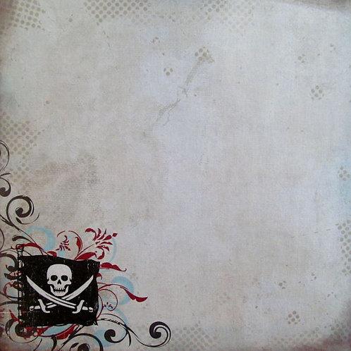 Pirates Life Cardstock