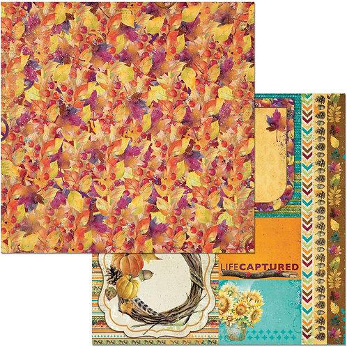 Dreams of Autumn Breathtaking Cardstock