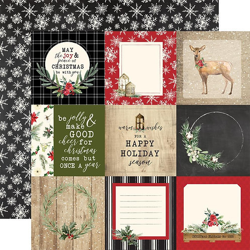 Carta Bella Christmas Cardstock