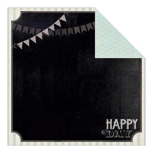 Chalk Studio II Happy Day, Cardstock