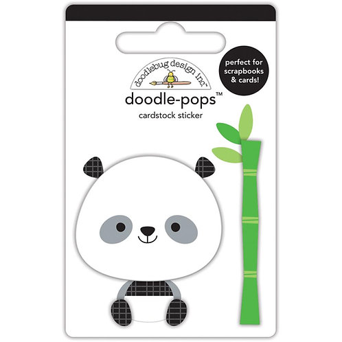 Polly Panda Doodle Pops