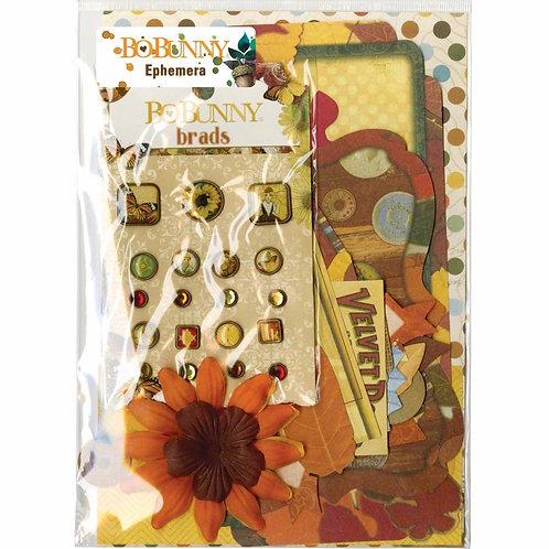 Dreams of Autumn Ephemera Pack