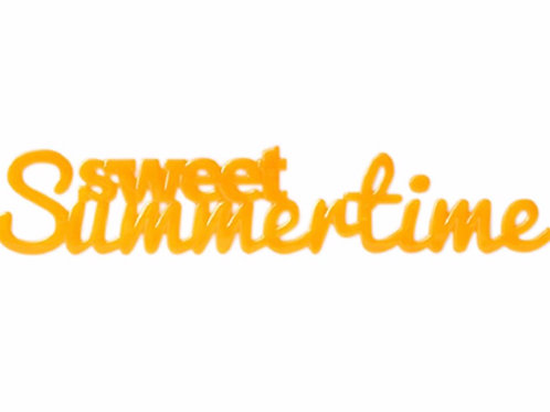 Summer Headliner, Sweet Summertime