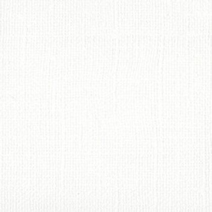 Bazzill White, Monochromatic