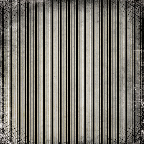 Antique Hockey Stripe Paper