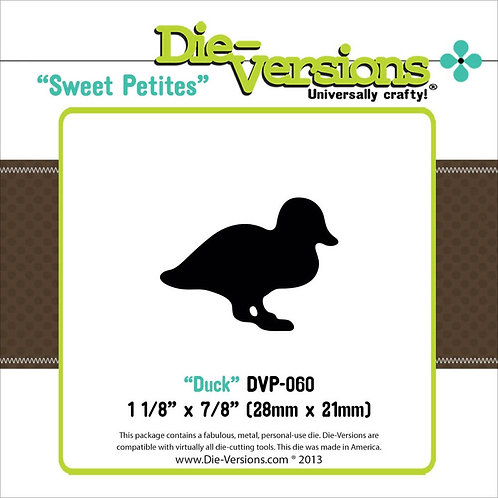 Sweet Petite Duck Die