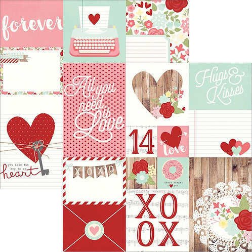 You & Me Elements 2 Cardstock