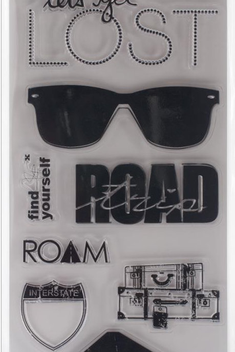 When in Roam Stamp Set
