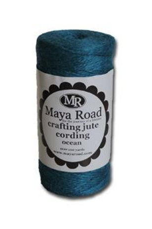Colored Craft Jute Cording