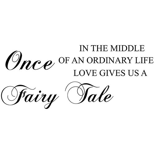 Fairy Tale Cling Stamp