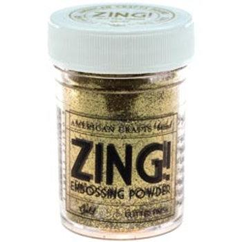 Zing Glitter Embossing Powder, Gold