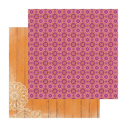 Bombay Sunset Bollywood Cardstock