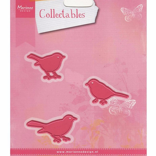 Birds, Collectable Die Set
