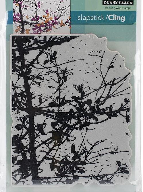 Soft Whisper Background Stamp