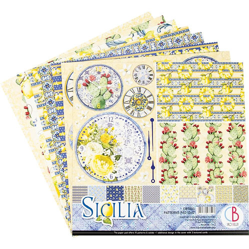 Sicilia Paper Collection
