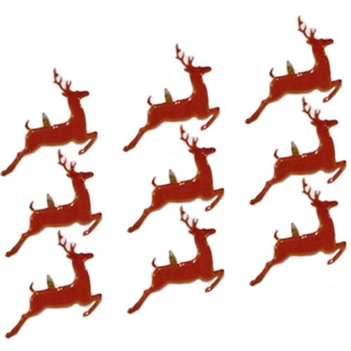 Jumping Deer Brads