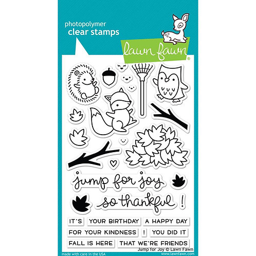 Jump for Joy Clear Stamp Set