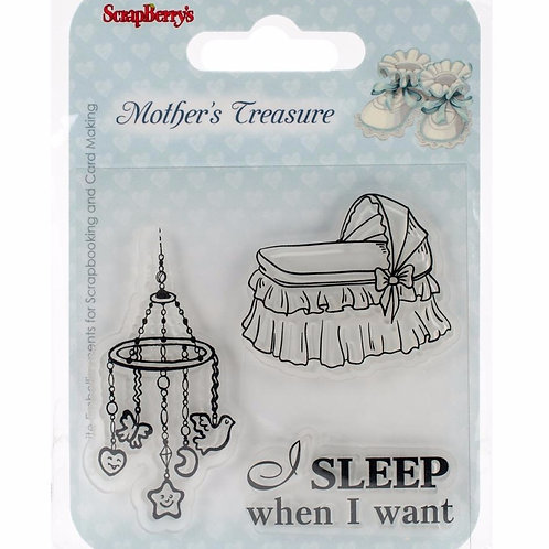 Mother's Treasure Clear Stamp Set