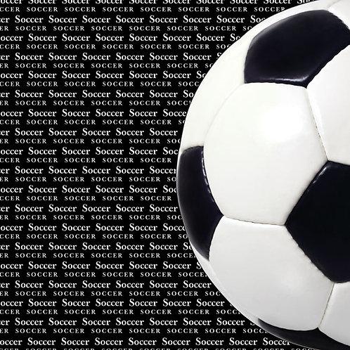 Soccer Go Big Paper