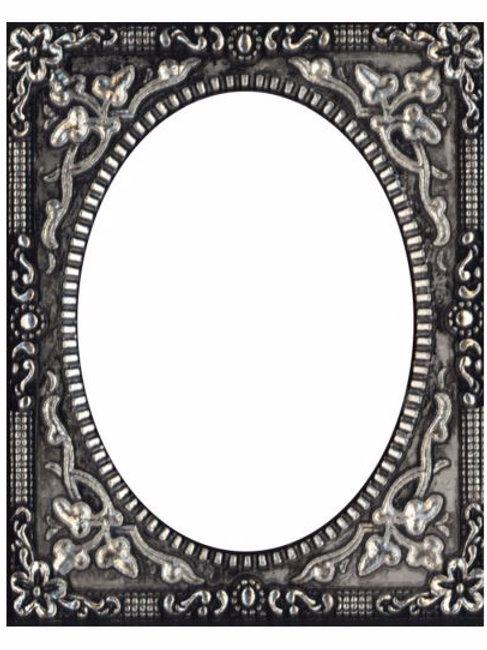 Tim Holtz Foundry Frames, 2 Pk