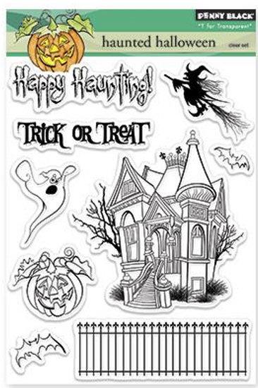 Haunted Halloween Stamp Set