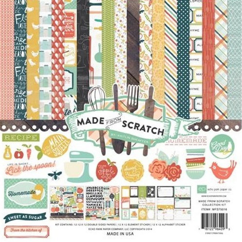 Made from Scratch Collection Kit