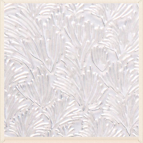 Fan Textured Crystalline Acrylic Sheet